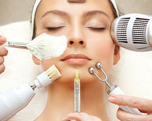 Side of Face Waxing