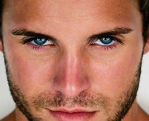 Men's Eyebrow wax