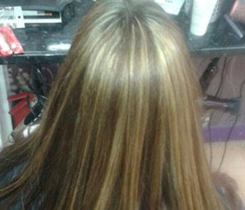 Hair Colour and Highlights