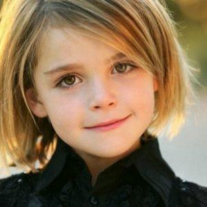 Child Hair Cut
